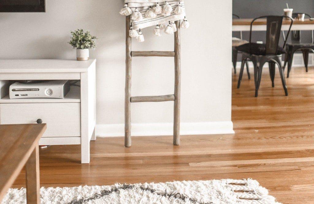 Reinigung von Holzböden, Parket und Möbel