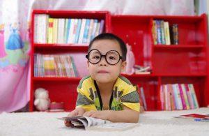 Kindergärten und Schulreinigung