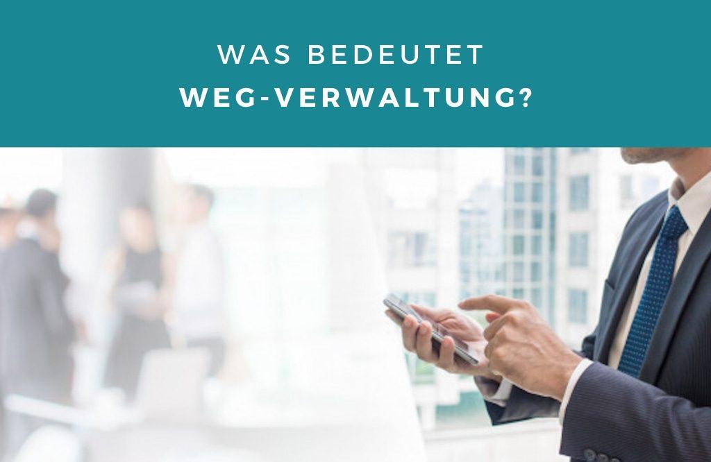 WEG-Verwaltung