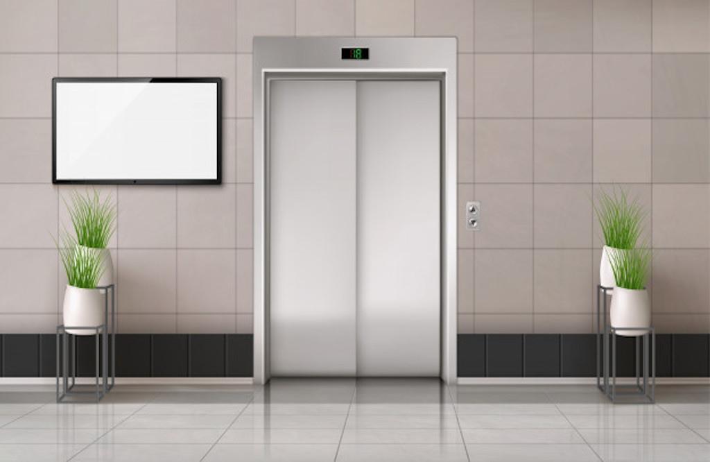 Reinigung von Aufzügen und Aufzuganlagen